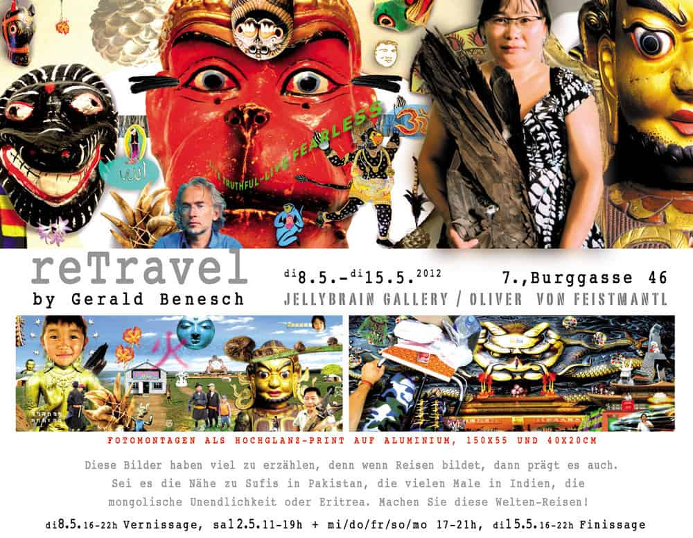 reTravel Flyer