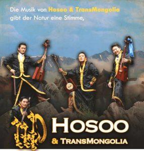 Hosoo und Transmongolia