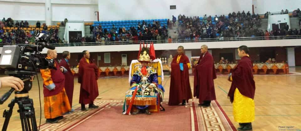Hambo Lama Shinendentsel