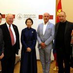 OTSCHIR begrüßt die neue Botschafterin der Mongolei in Österreich!