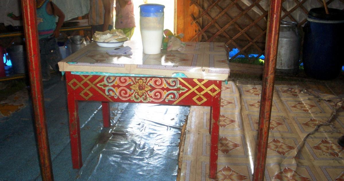 Mongolei-Stammtisch